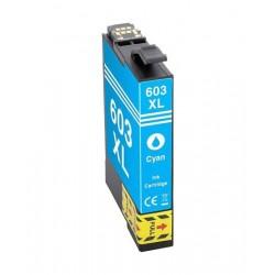 EPSON 603XL cyan bläckpatron kompatibel