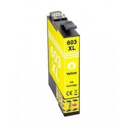 EPSON 603XL gul bläckpatron kompatibel