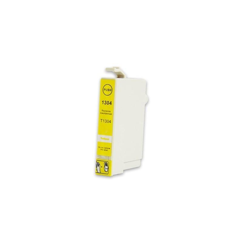 EPSON T1304 gul bläckpatron kompatibel