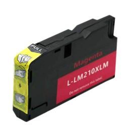 LEXMARK 200XL-210XL magenta bläckpatron kompatibel