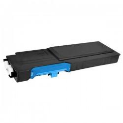 DELL C3760-C3765 cyan lasertoner kompatibel
