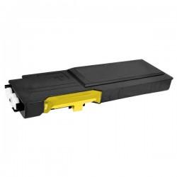 DELL C3760-C3765 gul lasertoner kompatibel