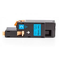 DELL 1250-1350-1355 cyan lasertoner kompatibel