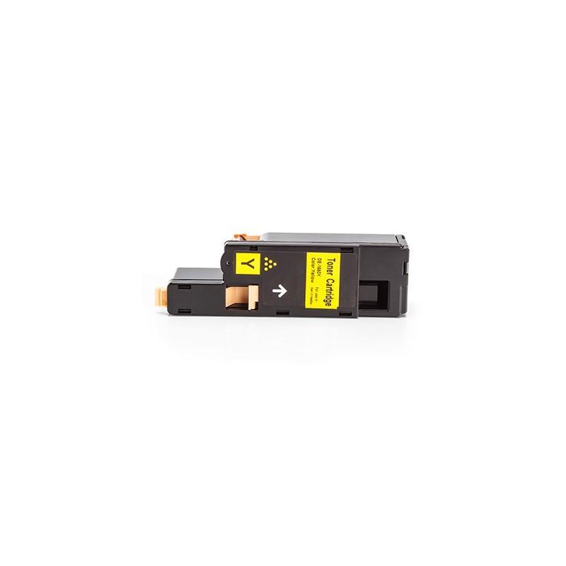 DELL 1250-1350-1355 gul lasertoner kompatibel