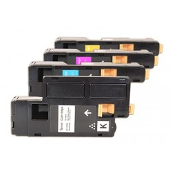 DELL 593-11016-11021 4-pack lasertoner set kompatibla