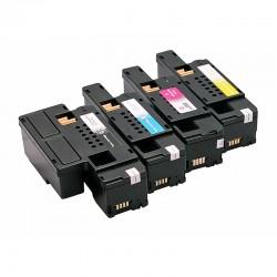 DELL 593 4-pack lasertoner set kompatibla