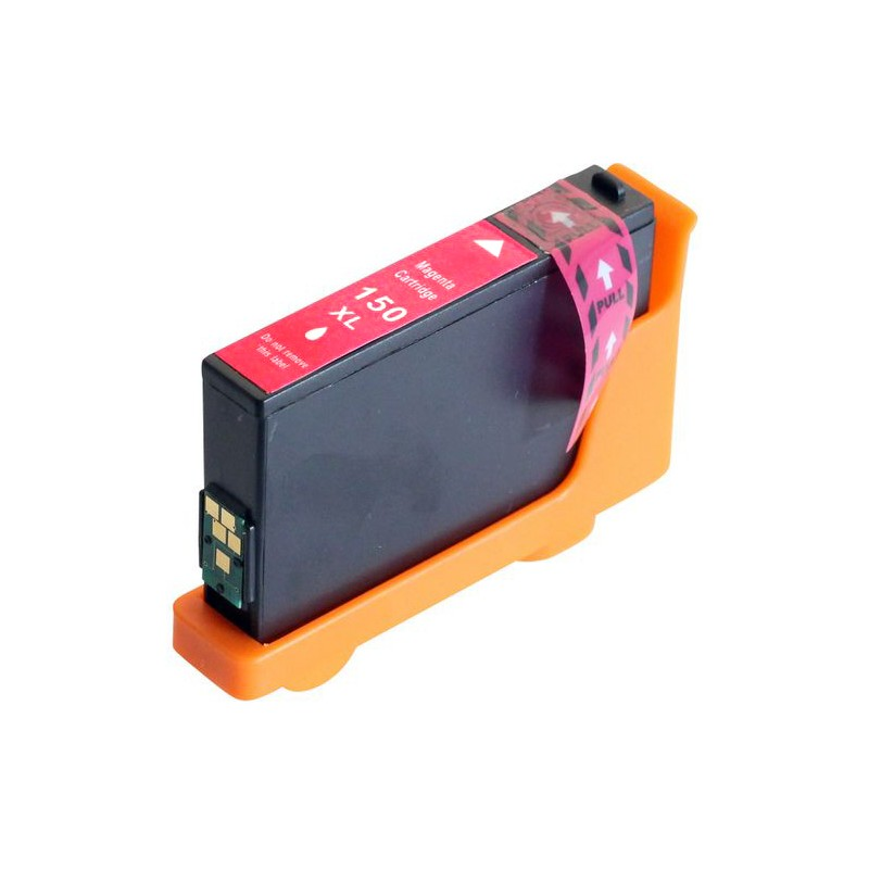 LEXMARK 150XL magenta bläckpatron kompatibel