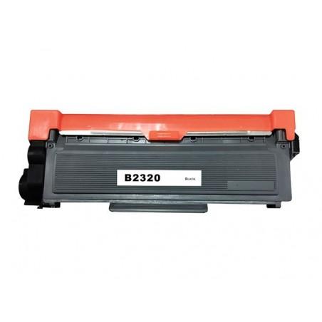 BROTHER TN2320 svart lasertoner kompatibel