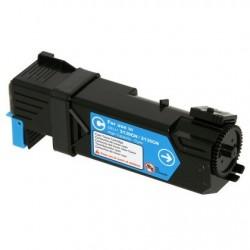 DELL 2130CN 2135CN cyan lasertoner kompatibel