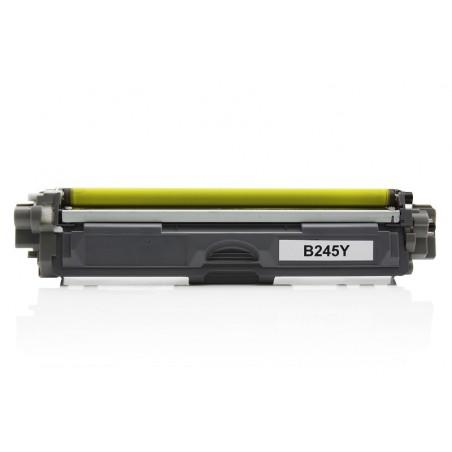 BROTHER TN245 gul lasertoner kompatibel