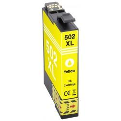 EPSON 502XL gul bläckpatron kompatibel