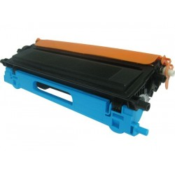 BROTHER TN135 cyan lasertoner kompatibel