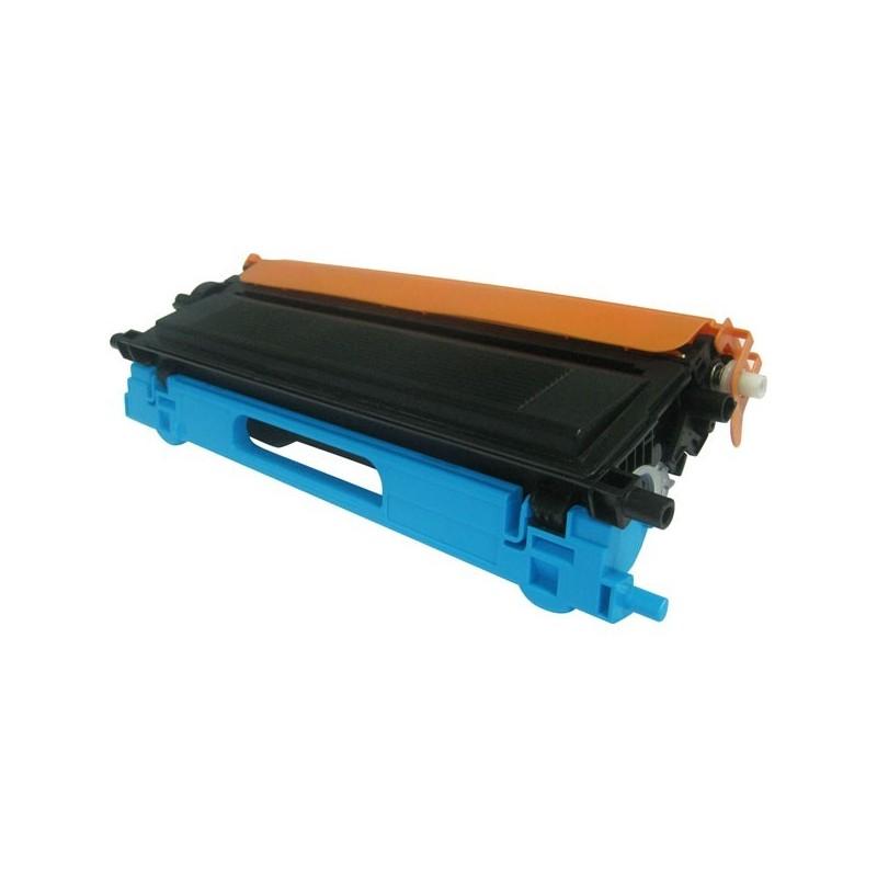 BROTHER TN135 cyan lasertoner kompatibel