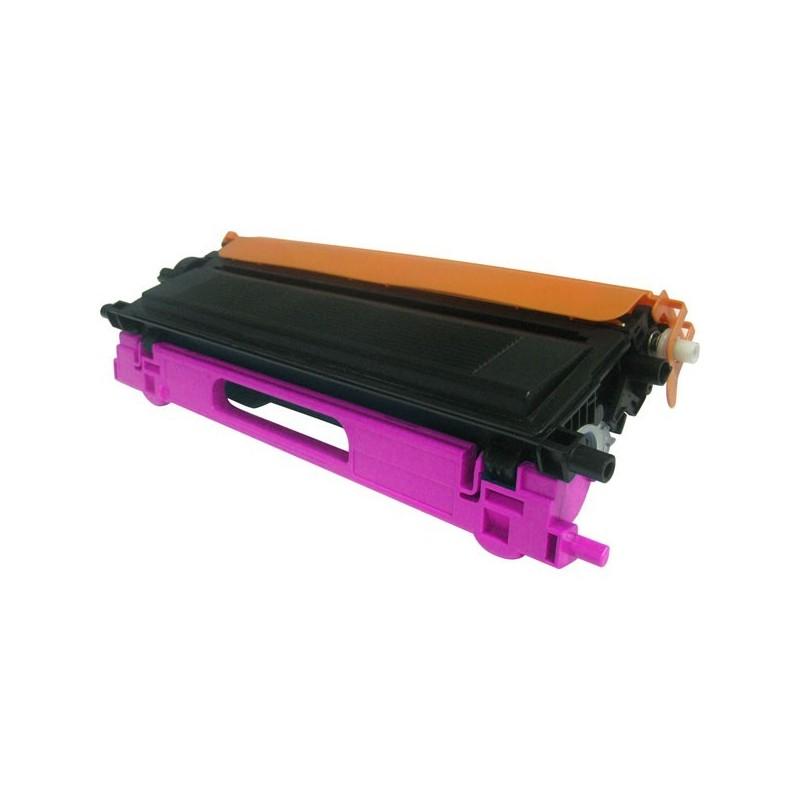 BROTHER TN135 magenta lasertoner kompatibel