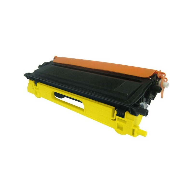 BROTHER TN135 gul lasertoner kompatibel