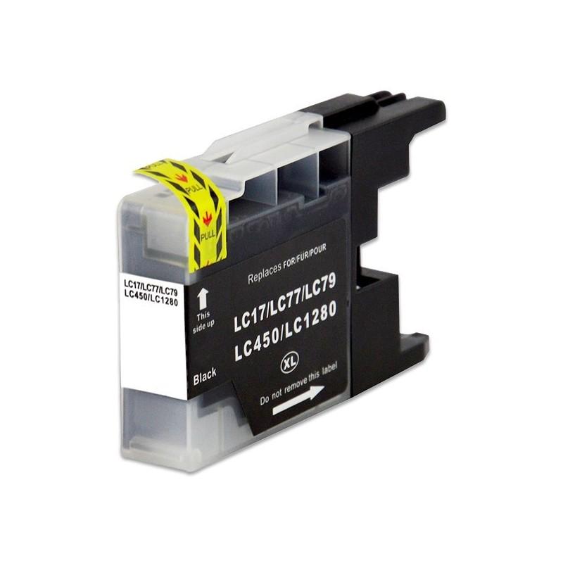 BROTHER LC1280XL svart bläckpatron kompatibel