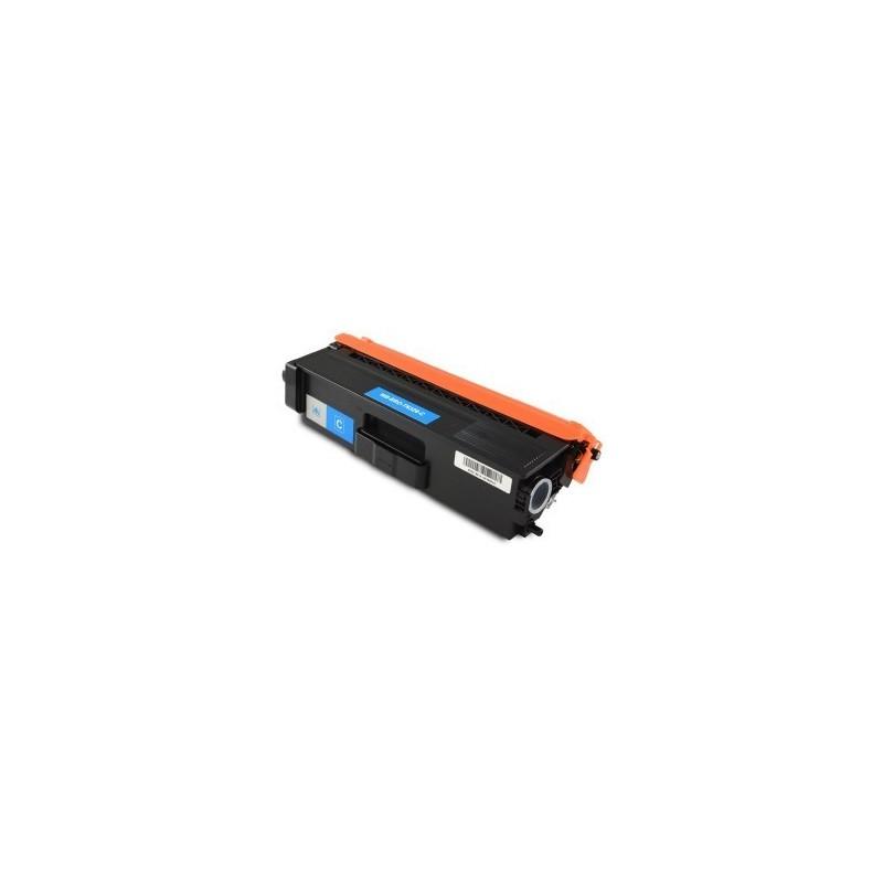 BROTHER TN326 cyan lasertoner kompatibel