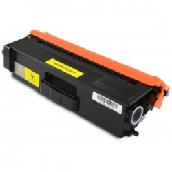 BROTHER TN326 gul lasertoner kompatibel