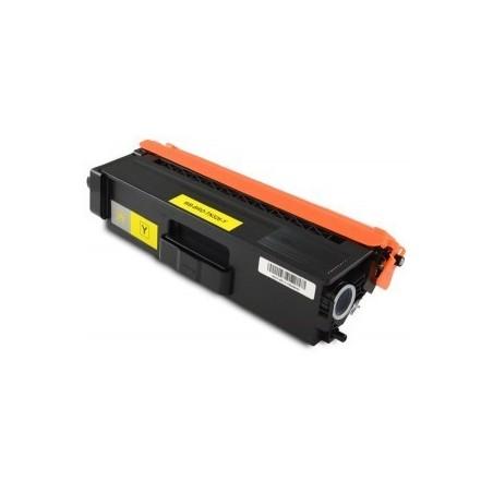 BROTHER TN326 gul lasertoner kompatibel