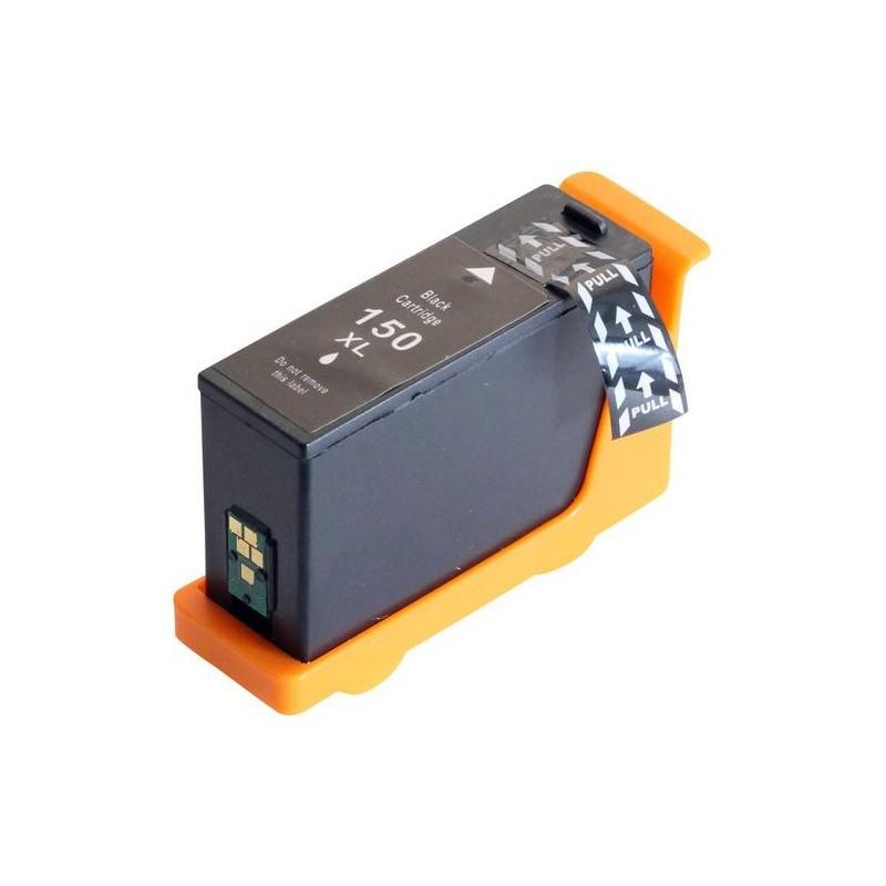 LEXMARK 150XL svart bläckpatron kompatibel