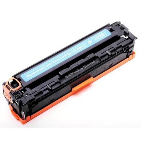 HP CB541A cyan lasertoner kompatibel