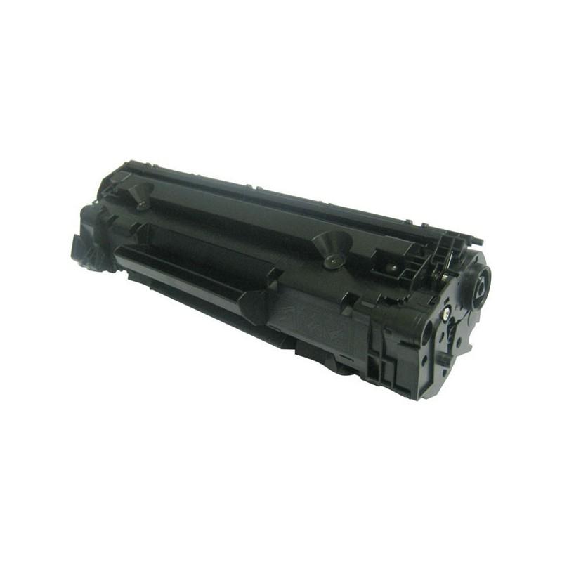 HP CB436A svart lasertoner kompatibel
