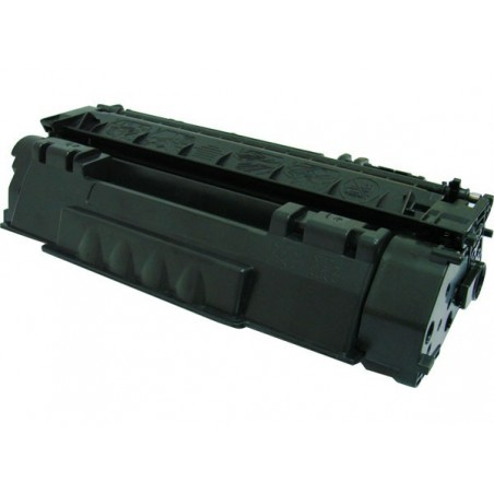 HP Q5949X svart lasertoner kompatibel