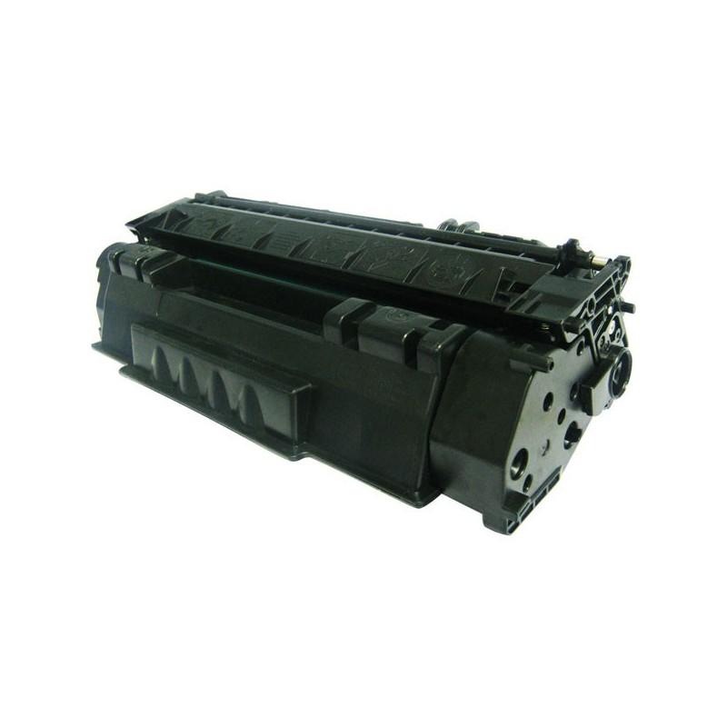 HP Q7553A svart lasertoner kompatibel