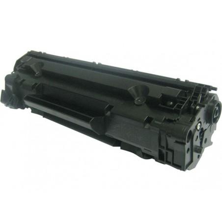 CANON 712 svart lasertoner kompatibel