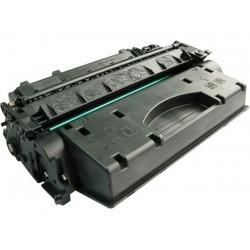 HP CE505X svart lasertoner kompatibel