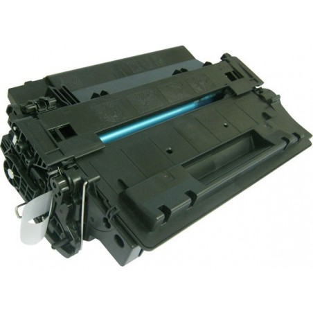 HP CE255X svart lasertoner kompatibel