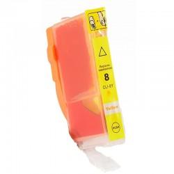 CANON CLI8 gul bläckpatron kompatibel