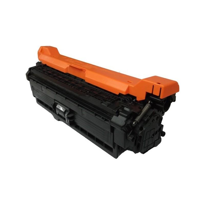 HP CE402A gul lasertoner kompatibel