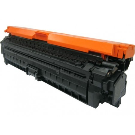 HP CE742A gul lasertoner kompatibel