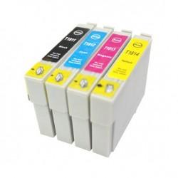 EPSON 18XL bläckpatroner multipack 4-pack kompatibla