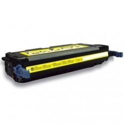 HP Q7562A gul lasertoner kompatibel