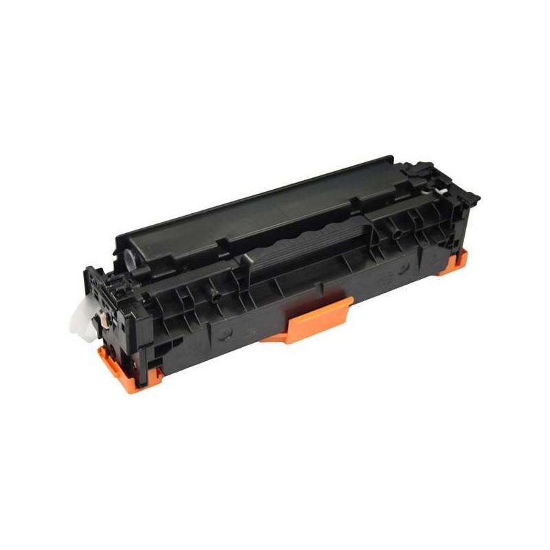 HP CE411A cyan lasertoner kompatibel