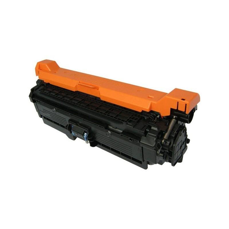 HP CE251A cyan lasertoner kompatibel