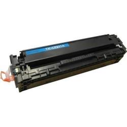 HP CF211A cyan lasertoner kompatibel