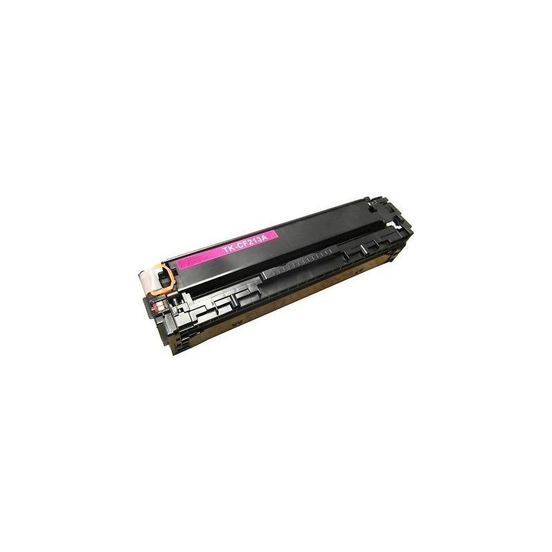 HP CF213A magenta lasertoner kompatibel