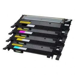 HP 117A 4-pack  lasertoner set kompatibla