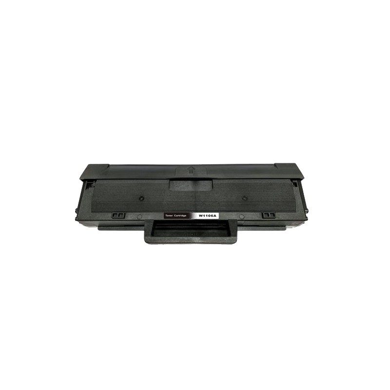 HP 106A-W1106A svart lasertoner kompatibel