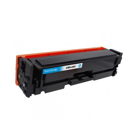 CANON 045H cyan lasertoner kompatibel