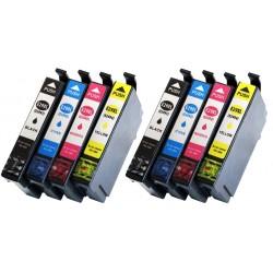 EPSON 29XL 8-pack bläckpatroner multipack kompatibla