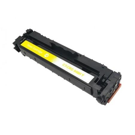 CANON CRG 046H gul lasertoner kompatibel