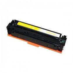 CANON 054H gul lasertoner kompatibel
