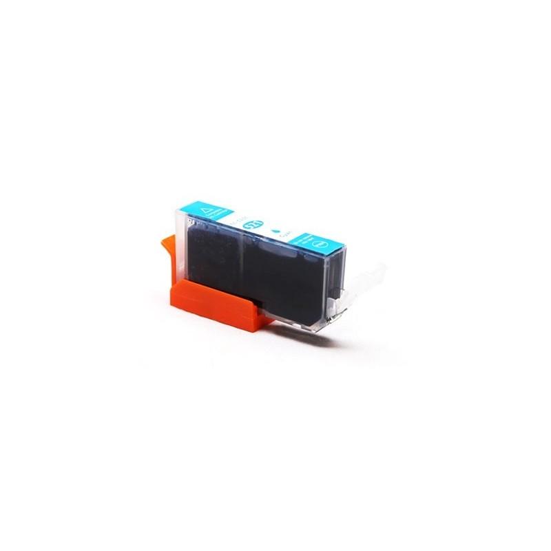 CANON CLI521 cyan bläckpatron kompatibel