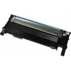 SAMSUNG CLTC406S cyan lasertoner kompatibel