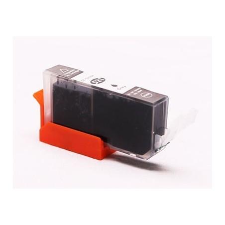 Canon CLI521 grå bläckpatron kompatibel