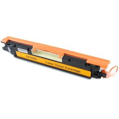 HP CF352A gul lasertoner kompatibel